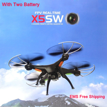HOT UAV Brand Kvadrokopter SYMA X5SW FPV Drones with Camera X5SW-1 RC Quadrocopter Remote Control Helicopter Drones