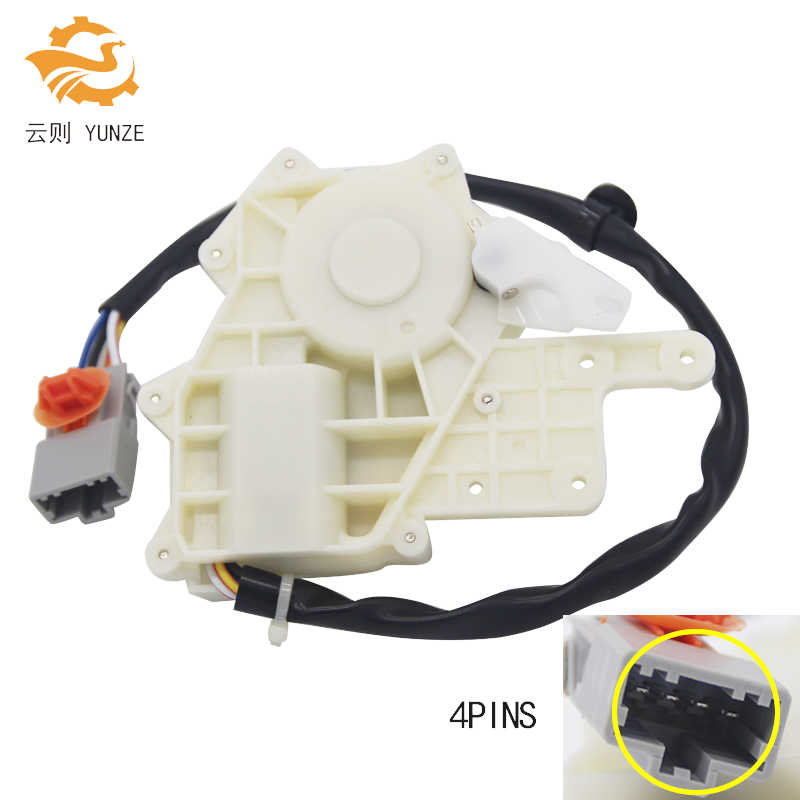 4 Pins Front Left Driver Side Door Lock Actuator For Honda Civic Coupe 96 00 72155s00a01 72155 S00 A01 72155 S04 A02 72155s04a02 Actuator Door Lock Actuator Lockactuator Doors Aliexpress