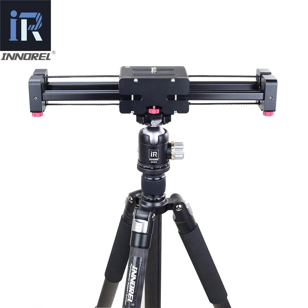 DL40 двойная дистанционная камера слайдер Профессиональный Регулируемый рельсовый Долли для DSLR камеры видеокамеры DV filmmaking Magic tracks