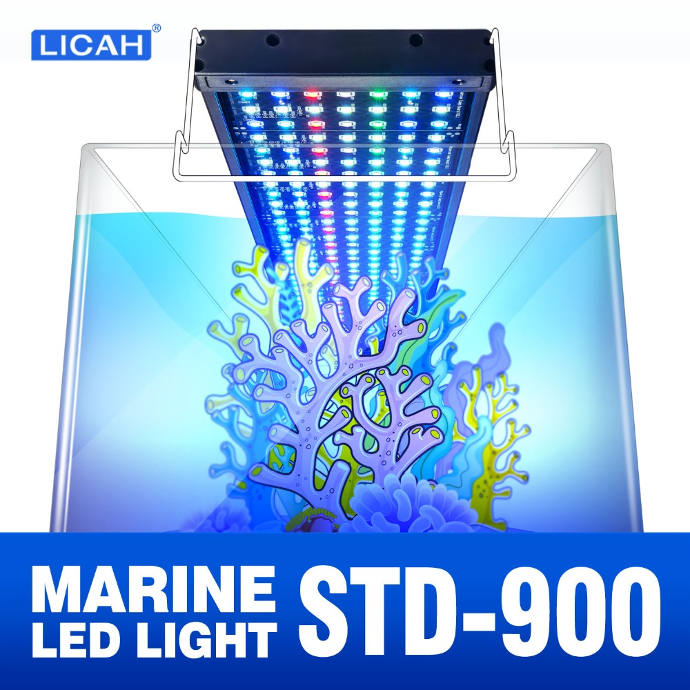 LICAH Maine Aquarium LED LIGHT STD-900