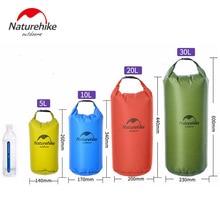 NatureHike FS15U005-L легкая водостойкая сумка для морского пляжа Мобильный телефон сумка для воды dabble Canoeing непромокаемые нейлоновые сухие сумки