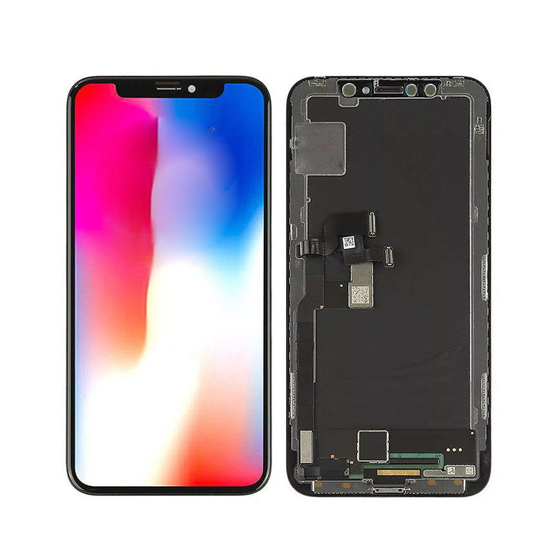 5 pcs DHL Per il iphone X Display LCD Touch Screen Digitizer Assembly Parti di Ricambio OLED5 pcs DHL Per il iphone X Display LCD Touch Screen Digitizer Assembly Parti di Ricambio OLED