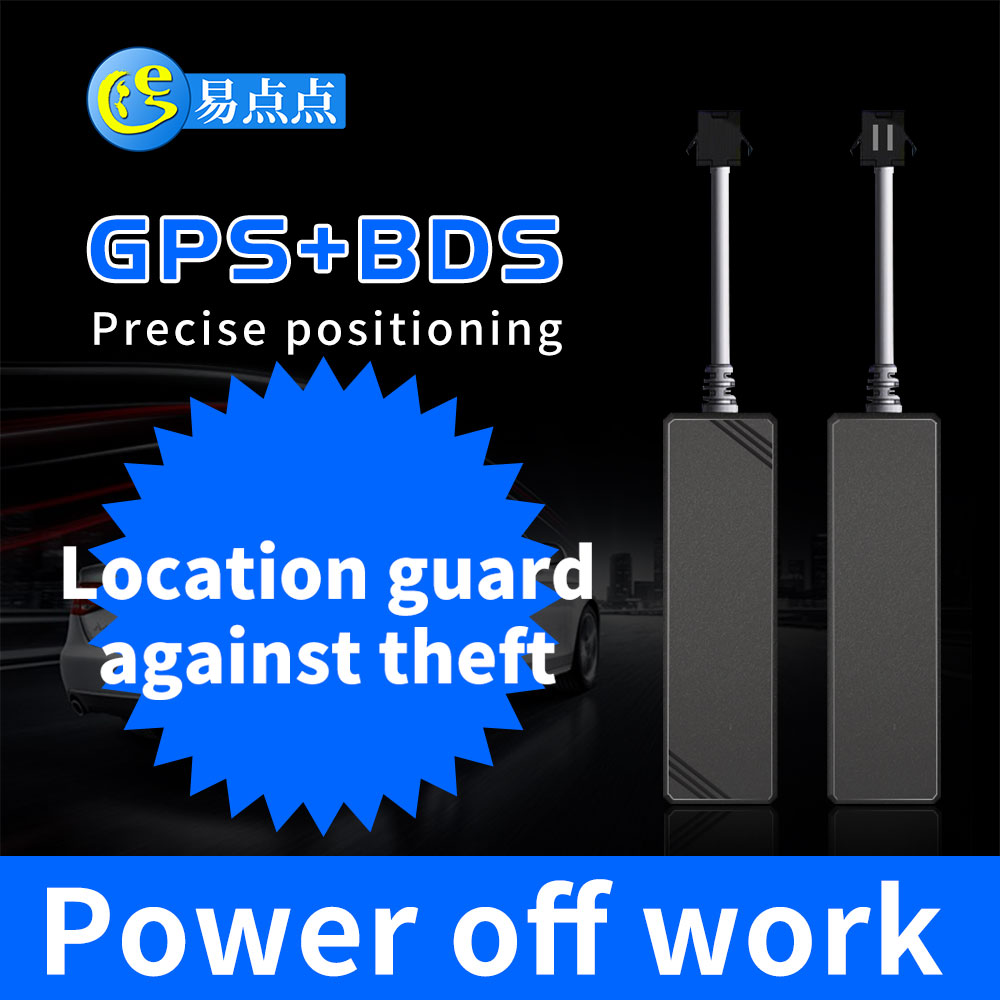 2018 new 710/710C mini car GPS positioning anti-theft tracker built-in battery power off work 2G network available