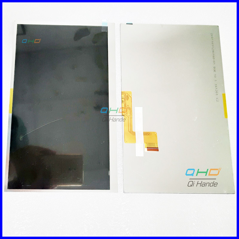 A+ New 10.1'' inch matrix for tablet pc Oysters T102ER 3g Oysters T102MR Oysters T102MS lcd display lcd screen new 7 inch replacement lcd display screen for oysters t72ms 3g 1024 600 tablet pc free shipping