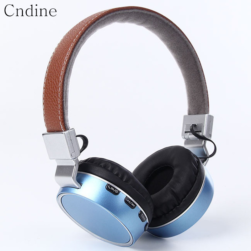 все цены на Wireless Headphone Bluetooth 4.2 with Microphone Noise Cancelling Wireless Headphones Gold Bluetooth Headset Stereo онлайн
