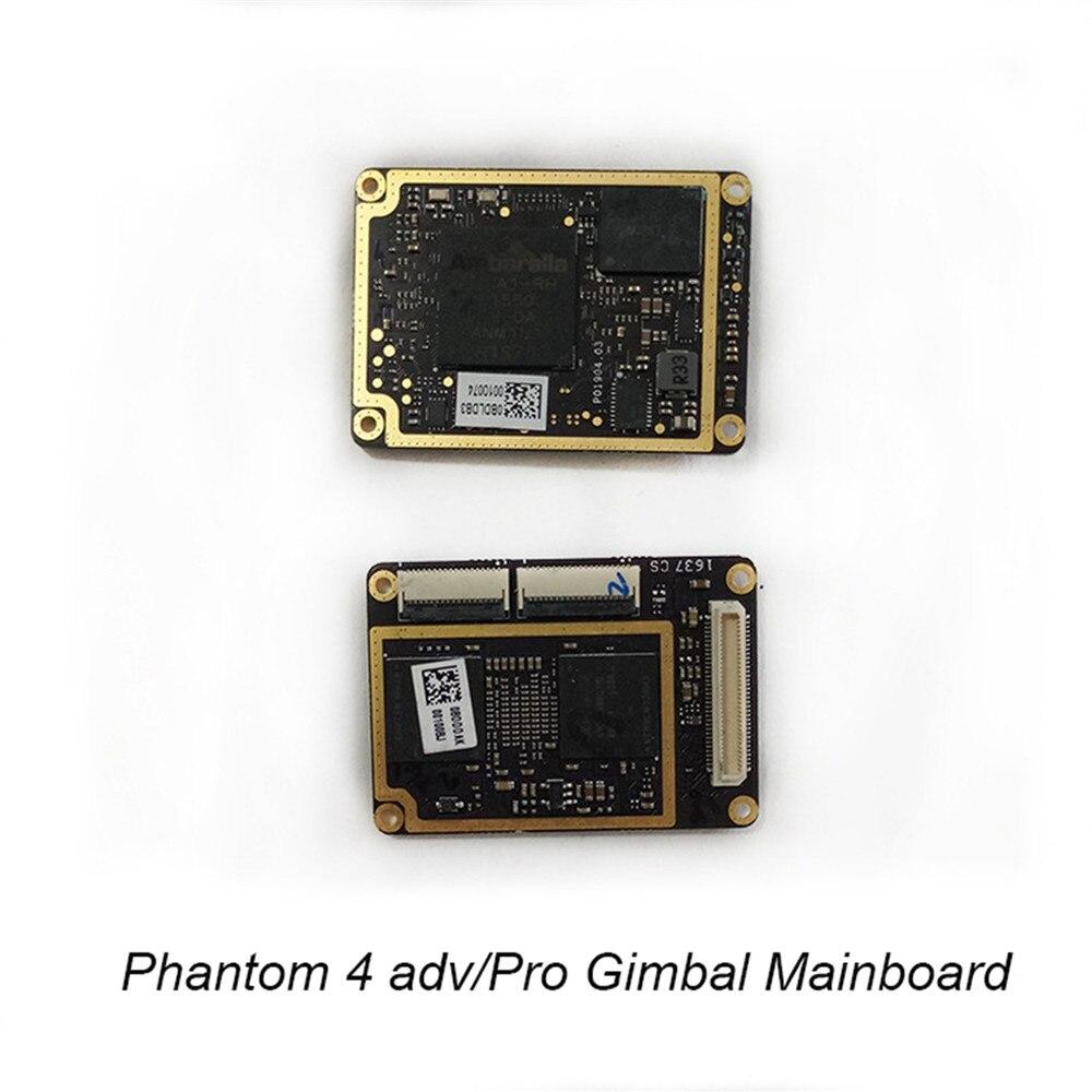 Pour DJI Phantom 4 adv pro Cardan Carte Principale De Réparation Accessoires Pièces Carte Mère De Remplacement pour Phantom 4 adv/Pro drone