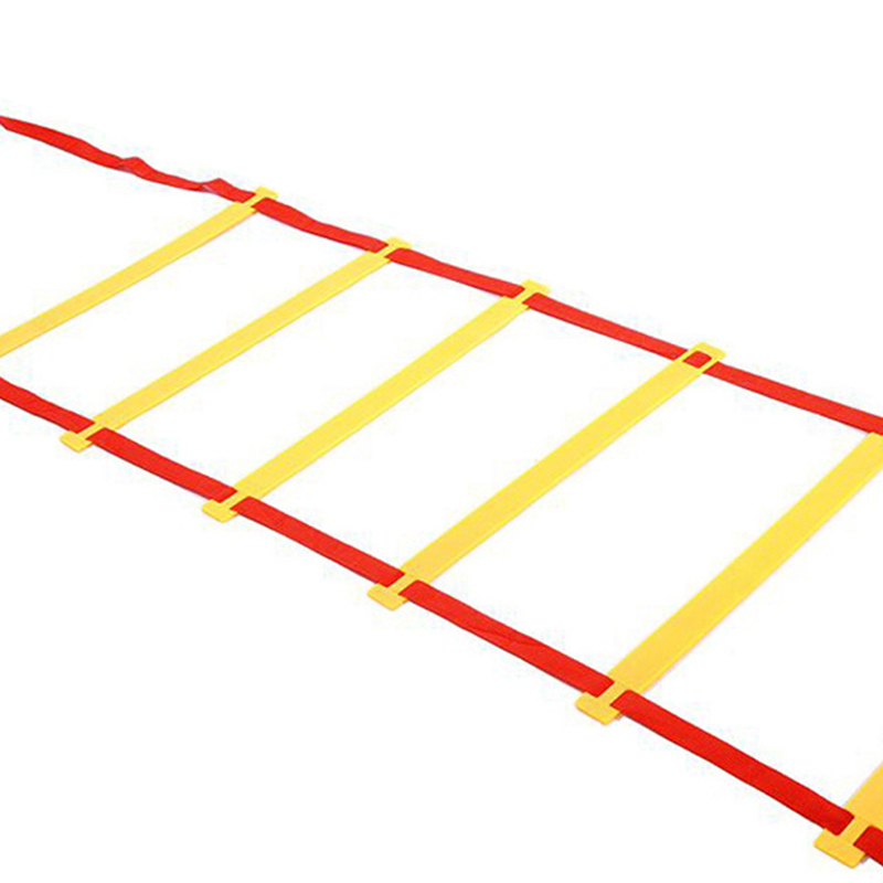 Thick And Wearable Step Agility Ladder High Density Braid High Flexibility Speed Football Training Equipment
