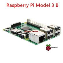 2016 New Element14 original Raspberry Pi 3 Model B Board 1GB LPDDR2 BCM2837 Quad-Core Ras PI3 B,PI 3B,PI 3 B with WiFi&Bluetooth
