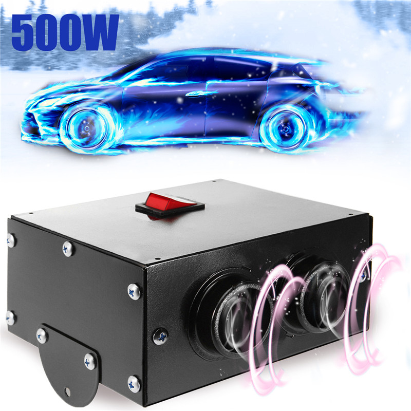 1 X Car Heater Defroster