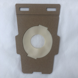 Image 4 - كلينفيري مكنسة كهربائية حقائب متوافقة مع كيربي سنتريا حقيبة عالمية F ستايل هيبا حقيبة قماش أبيض (10 حقائب)
