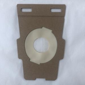 Image 4 - Cleanfairy שואב אבק שקיות תואם עם קירבי Sentria אוניברסלי תיק F סגנון Hepa לבן בד תיק (10 שקיות)