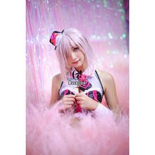 Game Fate Grand Order Cosplay Costumes Tohsaka Rin Valentines Street Choco Maid Dresses