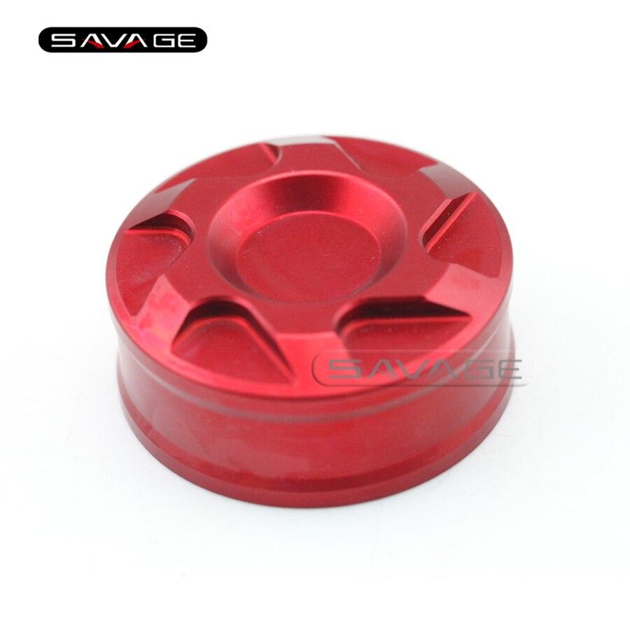 Pour Kawasaki Z250 Z750 Z750R Z800 Z1000 Z1000SX rouge accessoires de moto  réservoir de liquide de