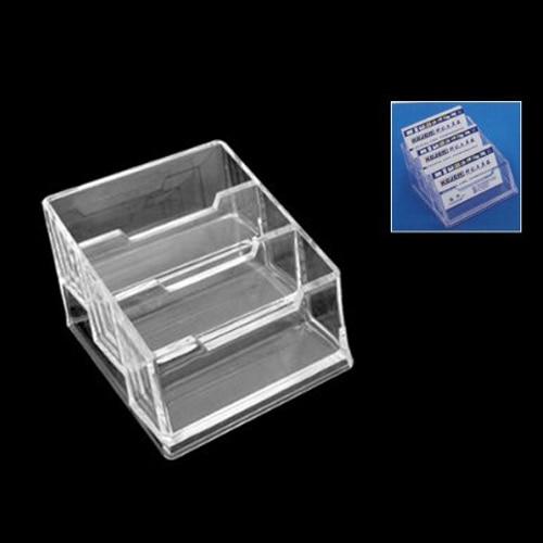 BLEL Hot Plastic 3-Tier Design Clear Buss