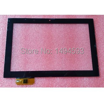 New touch screen panel digitizer glass Sensor replacement for prestigio multipad 4 diamond 10.1 3G tablet Free Shipping