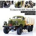 Набор для скалолазания Kingkong 1/12 Scale CA30/ZISL-151 6х6  набор для грузовиков с металлическим корпусом