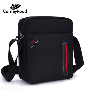 Image 3 - Carneyroad High Quality Men Shoulder bag Waterproof Ipad handbags Casual Messenger bags For Men