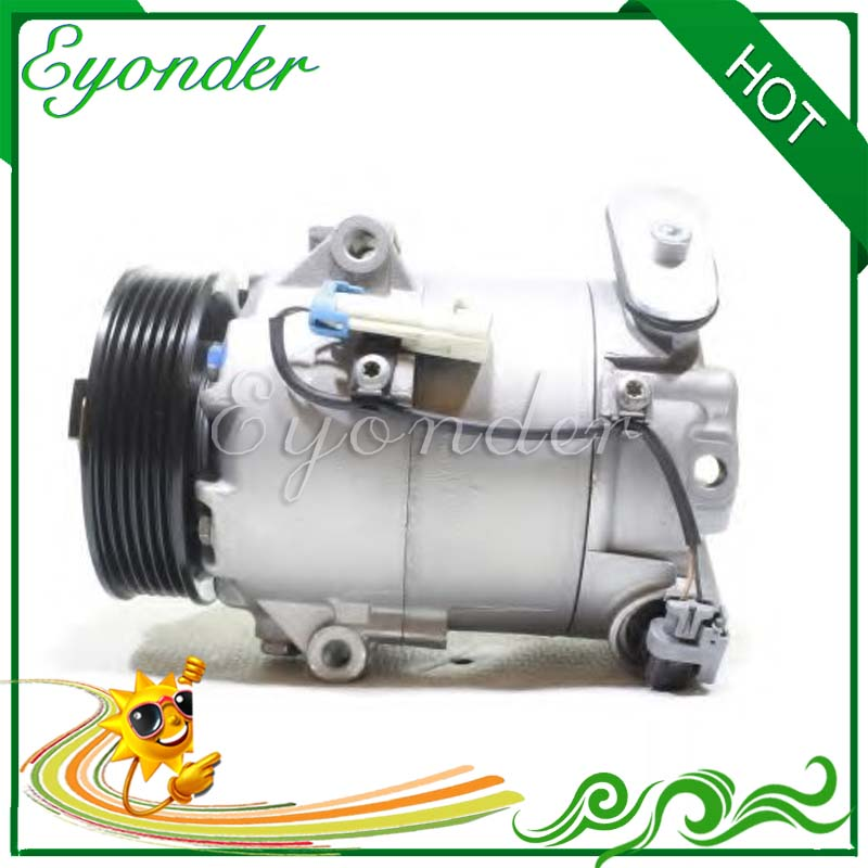 A/C AC Air Conditioning Compressor Cooling Pump for VAUXHALL OPEL ASTRA H L48 L35 GTC L08 L70 ASTRA A+ L69 1.7 13124751 6854097 520w cooling capacity fridge compressor r134a suitable for supermaket cooling equipment