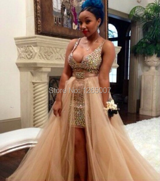 Popular Prom Dress Glitter-Buy Cheap Prom Dress Glitter lots from ...