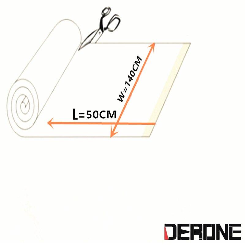 Image 5 - 140 センチメートル * 50 センチメートルスピーカー布グリルフィルターファブリックメッシュ布車のスピーカー保護アクセサリー黒 -    グループ上の 家電製品 からの スピーカーアクセサリー の中