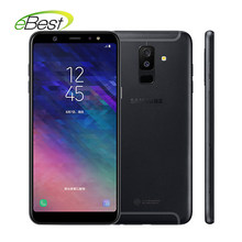 Samsung Galaxy A9 S-tar Lite A6+ A6050 Smartphone 6.0'' 4GB RAM 64GB ROM Android 8.0 Dual Rear Camera Fingerprint Mobile Phone(China)