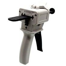 Пистолет для шпаклевки УФ Клей эпоксидный клей аппликатор 30cc 30 мл 1-часть руководство горячего расплава клей диспенсер клеевой пистолет одиночные жидкие пистолеты