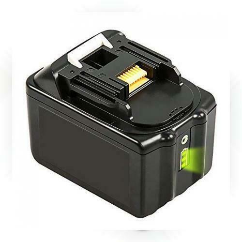 Nouvelle batterie Rechargeable Portable 18 V 9AH 9000 mAh Li-Ion pour MAKITA BL1815 BL1830 BL1835 avec indicateur de batterie LED