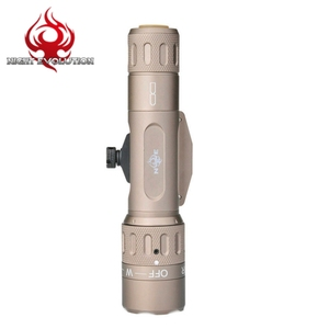 Image 2 - Night Evolution Airsoft L 3 Insight WMX200 Tactical Weapon With IR Light NE 04014