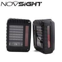 High Quality Car LED Tail Lights Rear Brake Reverse Lamps Turn Signal For Jeep Wrangler JK
