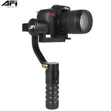 Stabilizer For Camera VS-3SD 3-Axis Handheld Gimbal Video DSLR Mobile Soporte Brushless For Canon Nikon with Servo Follow Focus цена