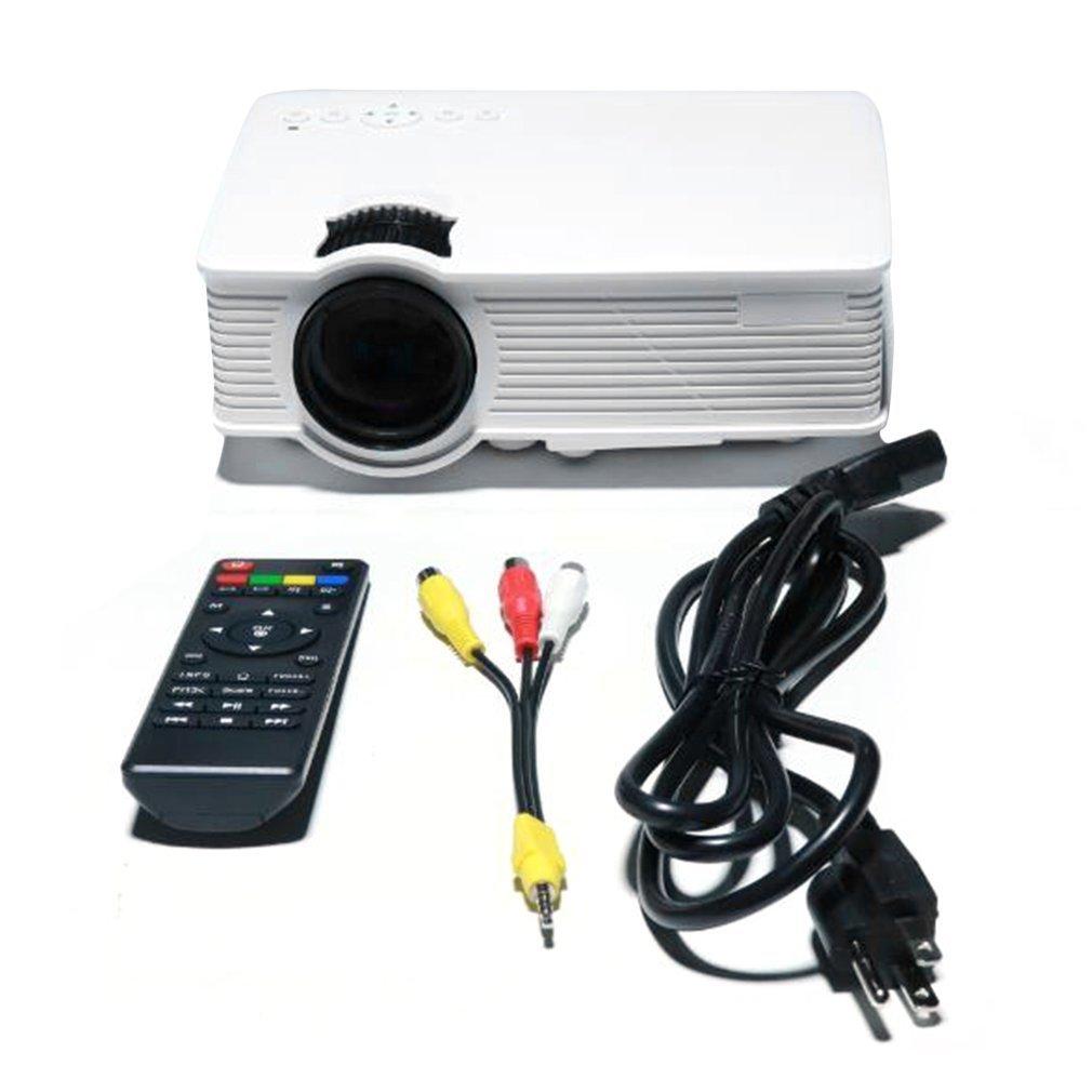 GP-9 Mini LED Projector Full HD 1080P Video Home Theater Projector Support HDMI USB AV Portable Media Player Beamer цены