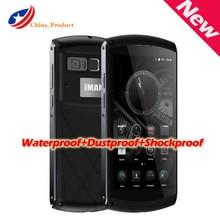 """IMAN Victor 4G LAISSER Étanche Antichoc Antipoussière 5.0 """"IP67 4800 mAh MTK6755 octa base Android 6.0 4 GB + 64 GB 4G Mobile Téléphone"""