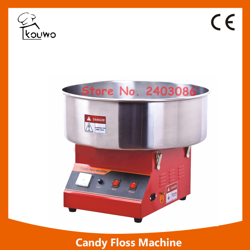 KW-YD03 Stainless Steel Floss Vending Machine Cotton Candy Maker,High Quality Cotton Candy Maker,Cotton Candy Machine maker
