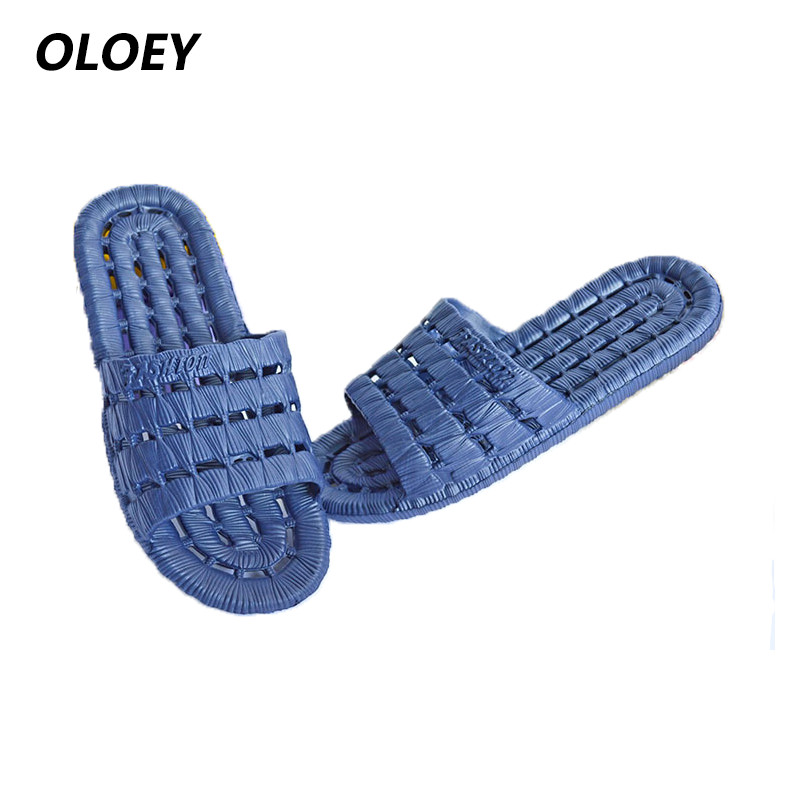 2018 summer Waikol Hot Beach Shoes Casual men Sandals Slippers Summer Outdoor Flip Flops Flats Non-slip Bathroom flip flop shoe недорго, оригинальная цена