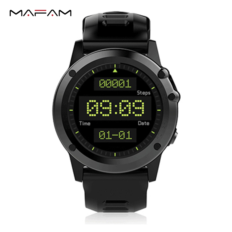 GPS Smart watch phone android watch IP68 Swim waterproof heart rate monitor pedometer 5.0 Mega camera WIFI bluetooth 3G SIM H1 smart phone watch 3g 2g wifi zeblaze blitz camera browser heart rate monitoring android 5 1 smart watch gps camera sim card