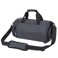 Hot Sale Gym Bag Fitness Sports Outdoor Travel Handbag Waterproof Independent Shoes Storage Travel Duffel Bag