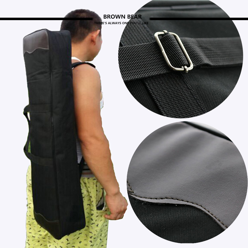 Caça tiro com arco portátil preto alça de ombro avançado portátil composto sacos acessórios|Arco e flecha| |  -