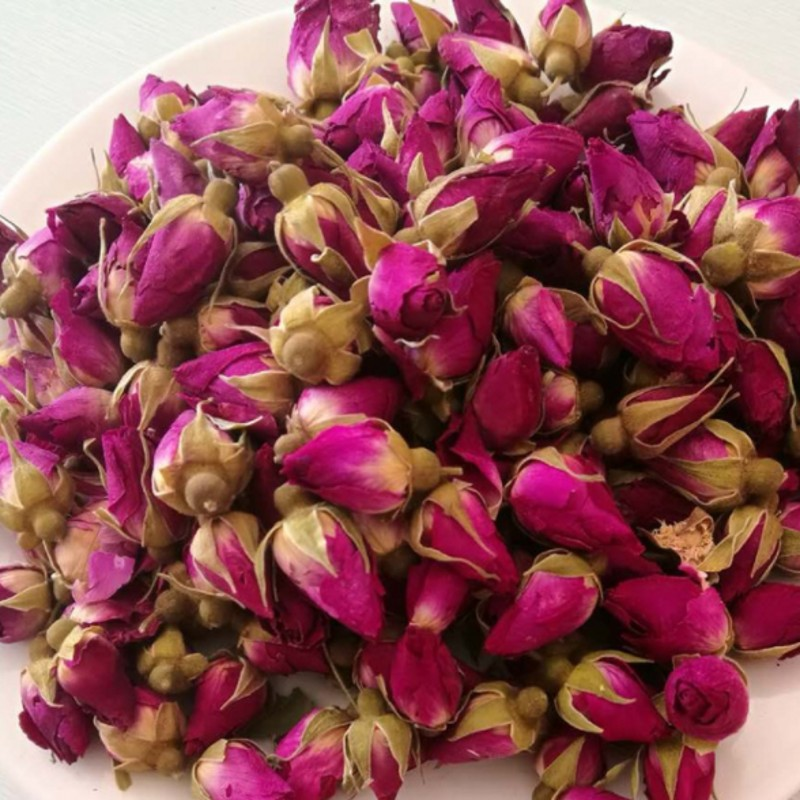 Image 5 - NEW Natural 1bag  250g Dried Rose Flower Rose bud Rose Girl Women gift wedding decoration-in Artificial & Dried Flowers from Home & Garden
