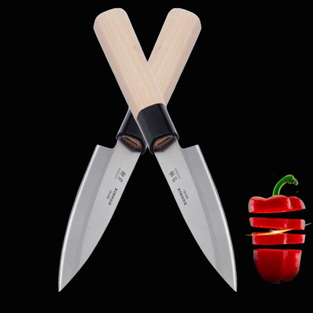 Liang Da Marke 5 Zoll Sashimi Messer High Carbon Edelstahl Stahl