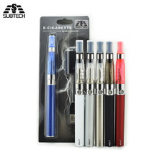 10pcs lot SUB TWO electronic cigarette Ego Ce4 blister kit best e cigator pen 1 6ml
