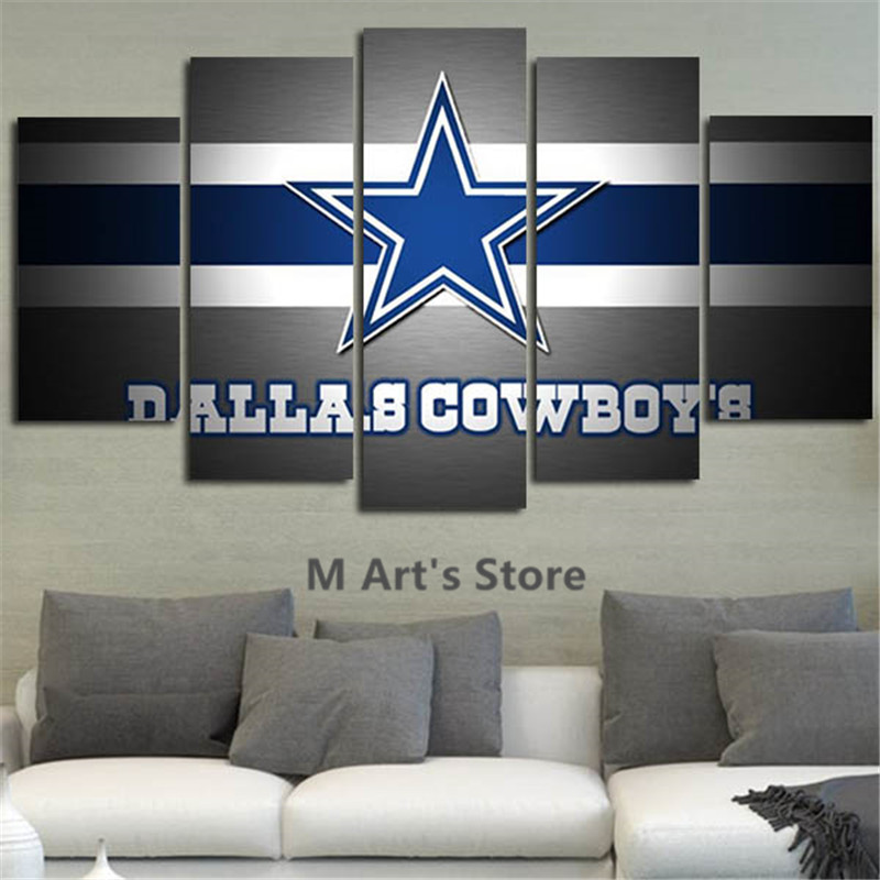 Dallas Cowboys Wall Art popular wall art canvas cowboys-buy cheap wall art canvas cowboys