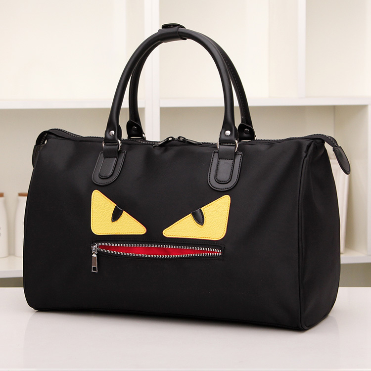 Travel bag  short distance business small monster travel bagTravel bag  short distance business small monster travel bag