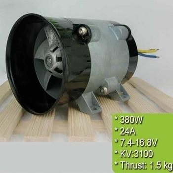 Corriente de baja velocidad 0.3A, corriente de alta velocidad de A sin escobillas dc motor de turbina de alta velocidad de Japón nidec
