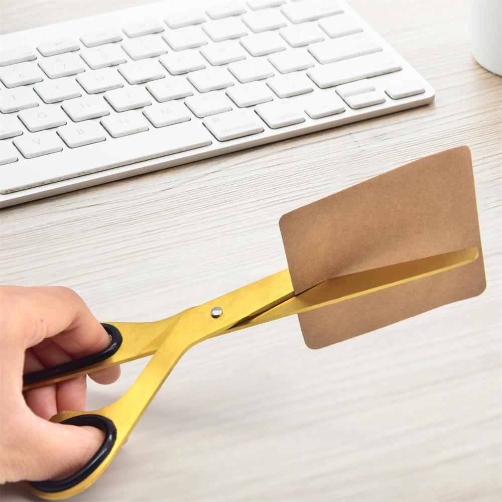 Guoyi G005 European Craft Scissors Cutting Supplies School Student Stationery Office Countertop Storage 6