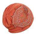 Classic women skullies Winter hats for women beanies Knitted hat Men's Casual Diamond Pearl Turban cap Mask Gorro Hip-Hop bonnet