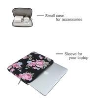 נייד lenovo MOSISO נייד שרוול נייד תיק פאוץ תיק עבור 13 ה- MacBook Air Pro 13 15 Case תיק למחשב נייד Lenovo ASUS / משטחים Pro 3 Pro 4 (2)