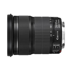 Новый зум-объектив Canon EF 24-105 мм f/3,5-5,6 IS STM с подставкой (белая коробка)