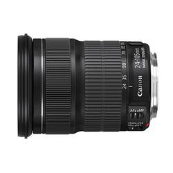 New Canon EF 24-105mm f/3.5-5.6 IS STM Stand Zoom Lens ( White Box )