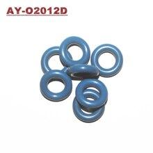ФОТО 500units universal viton orings colored seals id7.52*cs3.53mm for universal fuel injector repair kit (ay-o2012d)
