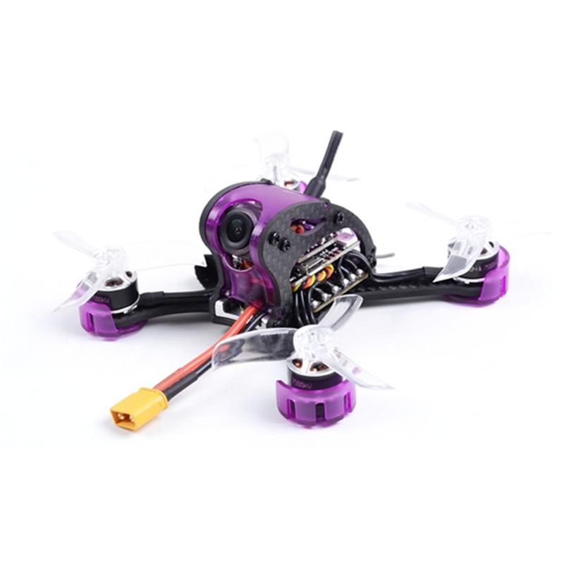 Gofly-RC Falcon CP90PRO 100mm Mini RC FPV Racing Drone F3 OSD 25mW 100mW 40CH VTX Runcam 650TVL цена